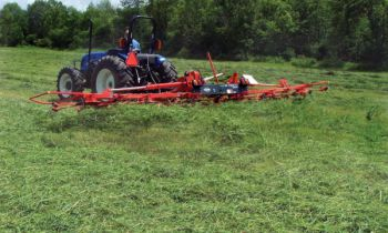Kuhn Hay and Foraging Equipment For Hay Making and Collecting