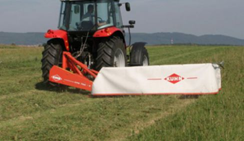 Kuhn GMD 700 GII HD » Kleiber Tractor and Equipment, Texas