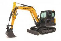 CRAWLER EXCAVATOR MINI